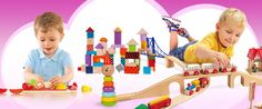 Online toy shop in India offers buyers with a great shopping experience right from the comfort of their home.