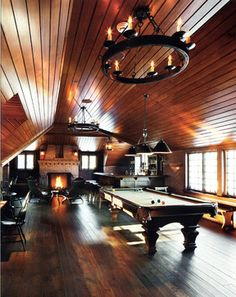 Norton's Point - Traditional - Family Room - Boston - Stephen R. Holt Architects
