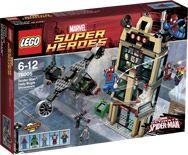 79103 Lego Turtles Lair Attack 593177