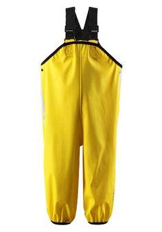 Kleinkinder Regenhose Lammikko Yellow