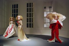 Viktor and Rolf Dolls @ The Barbican