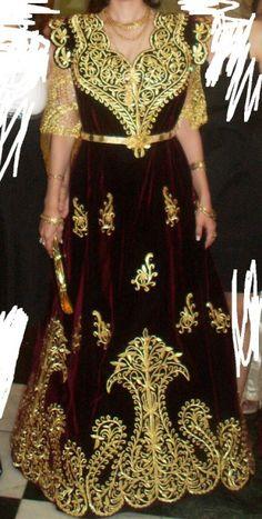 costumes et culture a l'algerienne - ALGERIE