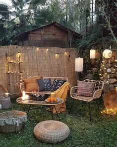 Bohemian Garden And Outdoor Patio garden diy outdoor spaces Bohemian Patio, Bohemian Decor, Bohemian Living Spaces, Bohemian Style, Outdoor Spaces, Outdoor Living, Outdoor Decor, Outdoor Venues, Patio Design
