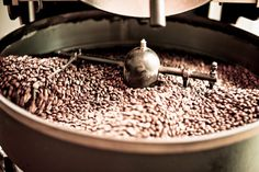 coffee roasting. mmm
