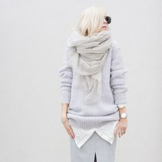 FIGTNY minimal style blogger new york soft tones outfit