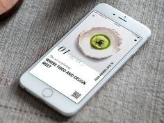 Food Article - Day53 My UI/UX Free SketchApp Challenge by Serhiy Semenov