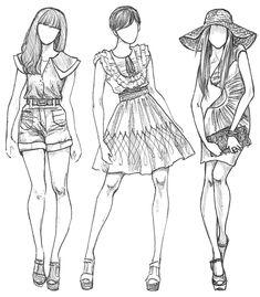 Blogger Sketch Sunday « Rachel Nhan