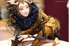 All about dolls - Искусство Куклы в Манеже часть II