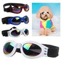UV Sunglasses Small Dog Goggles Portable Sun Glasses Eye Wear Protection For Pet