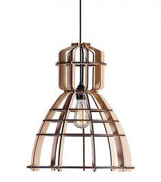 No. 19 Industrielamp
