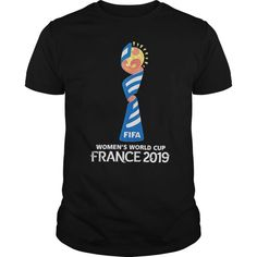 e325d004e08 Women's World Cup France 2019 T-Shirt