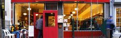 Pancakes! Clinton Street Baking Company,  4 Clinton Street (btw. East Houston & Stanton), NYC