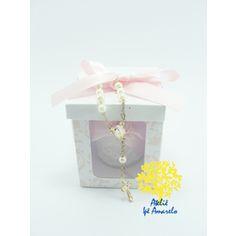 Caixa Floral com Vela