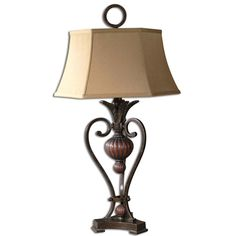 $305.80  Uttermost Andra Table Lamp