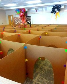 I really want to make a crawling maze like this… View original post on our @YouthMinistryIdeas Instagram account Other Ideas You Might Enjoy: String Maze Post It Cover Contest Bowling mixed with Billiards Joust Life Size Connect 4 Duct Tape Hanging Contest Shaving Cream Twister Ultimate Octopus TAPE FACE – Scotch Tape Portraits Team Hamster …