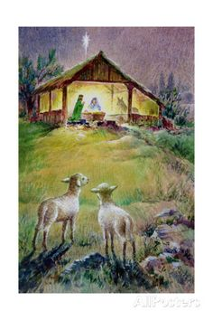 Nativity Giclee Print by Stanley Cooke at AllPosters.com