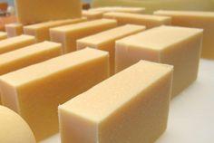 Мыльная основа с нуля: основа на молоке