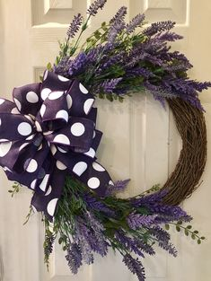 Cute Winter Wreath Decoration Ideas To Compliment Your Door - When most of us think of front door wreaths we think circle, evergreen and Christmas. Wreaths come in all types of materials and shapes. Diy Spring Wreath, Spring Door Wreaths, Deco Mesh Wreaths, Holiday Wreaths, Easter Wreaths, Floral Wreaths, Ribbon Wreaths, Burlap Wreaths, Purple Wreath