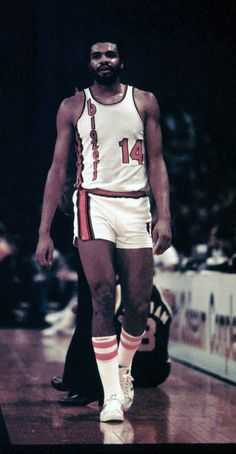 Lionel Hollins as a player