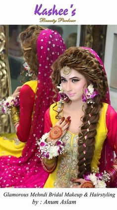 Makeup by Anum aslam by kashee 's beauty parlour