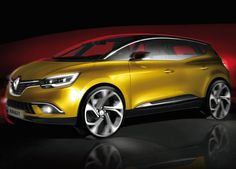 The new Renault Scénic