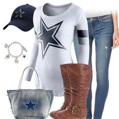 Dallas Cowboys Outfit