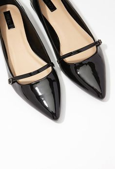 ballerines pointues de other stories chaussures pinterest ballerines pointues ballerine. Black Bedroom Furniture Sets. Home Design Ideas