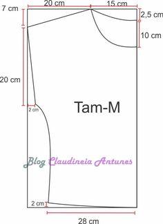 Veja como fazer uma Blusa Manga Japonesa, aula de modelagem tamanho M e G, você pode fazer qualquer tamanho usando uma outra peça, mostro na aula costura