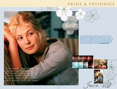Pride and Prejudice 2005  - online companion - Jane Bennet