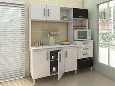 Uma cozinha cheia de charme pra você!