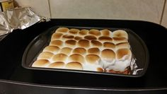 Sweet yams and marshmallows