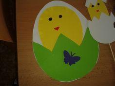kuřátko ve vajíčku