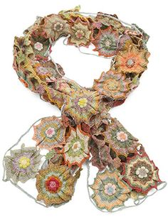 Sophie Digard Solaire Scarf in Multi