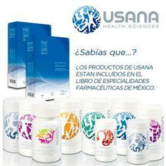 USANA Y LA GARANTIA DE ESTAR EN EL PLM DE LOS MEDICOS.