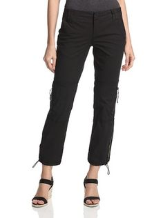 54% OFF Marrakech Women's Tie Bottom Pant (Black)