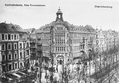 German Architecture, Classical Architecture, Historical Architecture, Berlin Spree, Berlin Photos, West Berlin, Good Old Times, Old Buildings, Belle Epoque