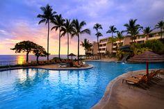 シェラトン コナ リゾート アンド スパ ケアウホウ アット ベイ リゾート(Sheraton Kona Resort & Spa at Keauhou Bay)