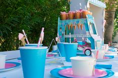 """""""Sweet Summertime"""" Ice Cream Party"""