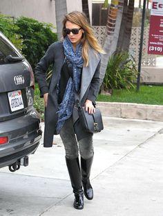 coat, bag and errthing else
