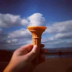 """""""Cloud"""" cone"""