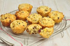 I found a great recipe for Banana and fruit muffins