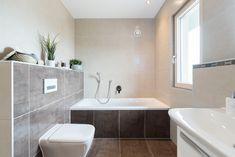Living Haus, Villa, Corner Bathtub, Alcove, Bathroom, Blog, Style, Graz, House With Garage