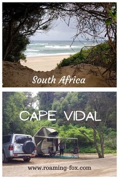 Cape Vidal in iSimangaliso Wetland Park, South Africa. A beach and deep sea fishing destination as well as a great camping area. Fox Facts, Travel Around The World, Around The Worlds, Wetland Park, Destin Fishing, Deep Sea Fishing, Camping Glamping, Photo Essay, South Africa
