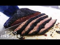 Ranked best barbecue by D Magazine in the meat cutters at Cattleack serve beef ribs, brisket, and pork ribs to lines of people waiting to eat at the ba. Wild Burger, Food N, Food And Drink, Lechon, Texas Bbq, Smoked Brisket, Best Bbq, Beef Ribs, Meat Lovers