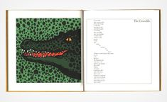 Cats and Bats Things with Wings, poems by Conrad Aiken, drawings by Milton Glaser. Atheneum Publishers.