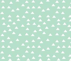Turquoisewithtriangles