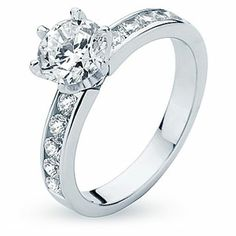 Gorgeous wedding ring. yes please!
