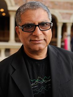 Deepak Chopra M.D. :  a world-renowned mind-body healing pioneer and the founder of the Chopra Center for Wellbeing in Carlsbad, California.  Visit the Chopra Center Website at:  http://www.chopra.com