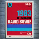 NAXART Cassette Tape Music Posters now featured on Fab.
