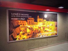 """Orgoglio pugliese a Milano! #weekendBari""  Grazie Marcella!"